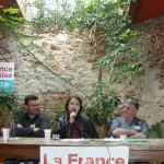 Table ronde départementale Tribune les 5