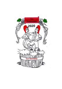 Logo Vendémiaires 2020